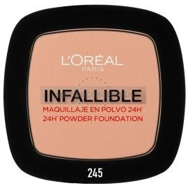6 uds x L'OREAL INFALLIBLE 24H POLVO MATIFICANTE - 1 TONO