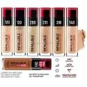 8 uds x L'OREAL INFALLIBLE 24H MAQUILLAJE - 7 TONOS