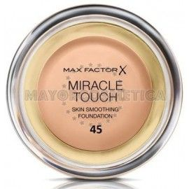 5 Uds x MAX FACTOR MIRACLE TOUCH MAQUILLAJE - 1 TONO