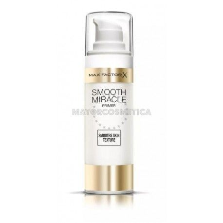 8 uds x MAX FACTOR SMOOTH MIRACLE PRIMER - PREBASE MAQUILLAJE